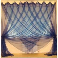 Классические шторы из шелка