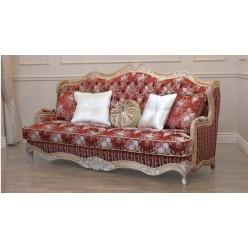 Классический диван с резными элементами Версаль