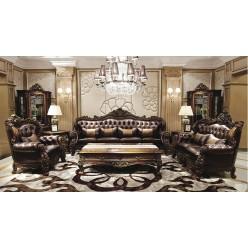 Классический набор мебели в стиле Барокко для гостиной Падишах