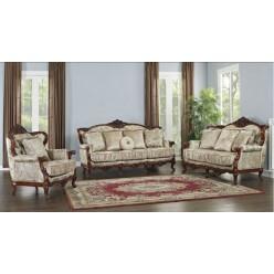 Классический комплект мебели для гостиной Диоген