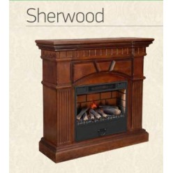 Камин декоративный электрический Sherwood (Шервуд)