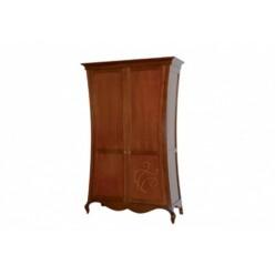 Двухдверный шкаф для одежды Капри, Мобекс