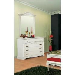 Комод на четыре ящика в коллекцию мебели Анна