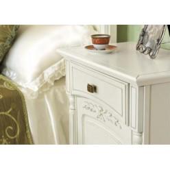 Тумбочка прикроватная в спальный гарнитур Анна