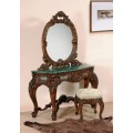 Резной туалетный стол в спальню Клеопатра Люкс (Cleopatra Lux)