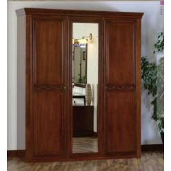 Шкаф для одежды в мебельный гарнитур Анастасия