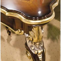 Классический стол со стульями Аркос