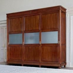 Шкаф в спальню Бурбон от Монте Кристо Мобили