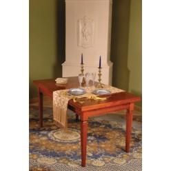 Классический прямоугольный стол в гостиный гарнитур Канту