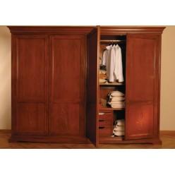 Шкаф четырехдверный в спальный гарнитур Канту