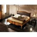 Двухспальная кровать в спальный гарнитур Шарм