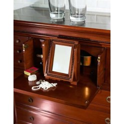 Комод в коллекцию мебели Контессина