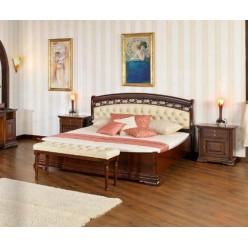 Кровать в классическую  спальню Элеганс