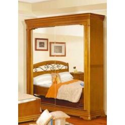 Шкаф для одежды в мебельный гарнитур Элеганс