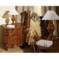 Тумба прикроватная в спальный гарнитур Элис  (Elysee)