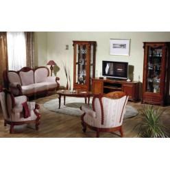 Диван с креслами в столовую комнату Элис  (Elysee)