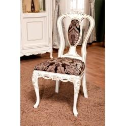 Стол круглый со стульями в столовый гарнитур Флора (Flora) Симекс