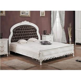 Белая кровать Флора Румыния