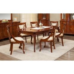 Стол со стульями в гостиный гарнитур Фирензе