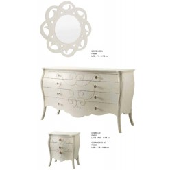 Комод в коллекцию мебели Франческо Румыния