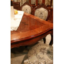 Стол со стульями в гарнитур Фреш