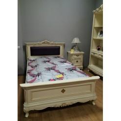 Кровать в подростковую спальню Фреш (FRESH)