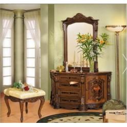 Комод с зеркалом в коллекцию мебели Юлианна Румыния