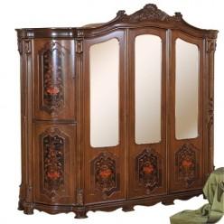 Шкаф пятидверный в спальню Юлианна