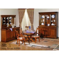Стол со стульями в столовый гарнитур Жасмин
