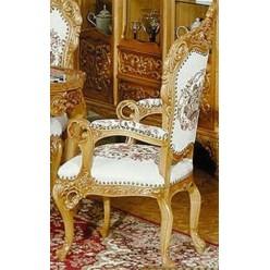 Резная мебель в гостиную в стиле барокко Л.Л.