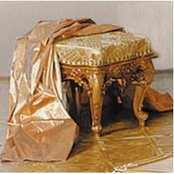 Пуфик в спальню Л.Л. в стиле барокко