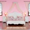Спальня в стиле Прованс Лаванда Румыния