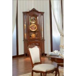 Угловая витрина в коллекцию мебели Могадор