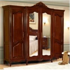 Шкаф классический в спальный гарнитур Могадор