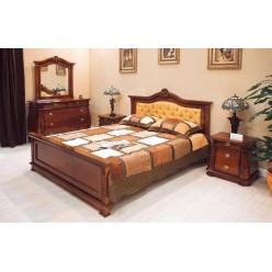 Кровать в спальный гарнитур Орфео ORFEO)