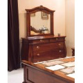 Комод с зеркалом в спальню Орфео (ORFEO)