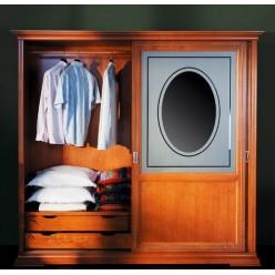 Шкаф купе в спальню Палаззо