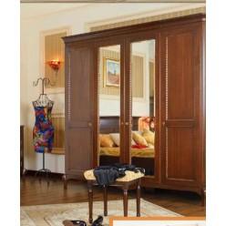 Шкаф-купе одежный из коллекции мебели Париж Мобекс