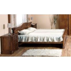 Двухспальная классическая кровать в спальню Рафаэль (RAPHAEL)