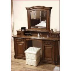 Стол туалетный с зеркалом в спальню Рафаэль (RAPHAEL)