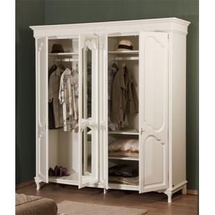 Шкаф четырехстворочный в спальню Рита (Rita) Simex