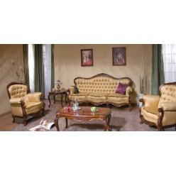 Диван классический в мебельный гарнитур Регалис