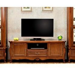 Комод ТВ плазма с витринами в гостиную Аркад (ARCAD)