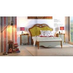 Кровать в спальный гарнитур Венета Мобекс
