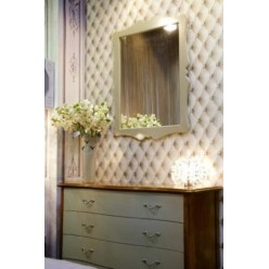 Комод с зеркалом в коллекцию мебели Венета