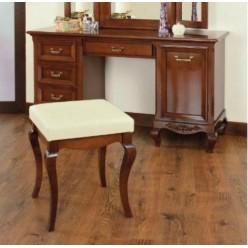 Пуфик в классический мебельный гарнитур Вивере