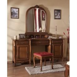 Туалетный стол с зеркалом в спальный гарнитур Аркад (ARCAD)