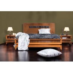 Кровать в спальный гарнитур Авантгард Монте Кристо Мобили