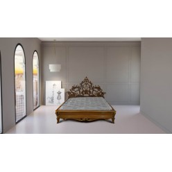 Классическая  кровать в спальный гарнитур Кортигиана