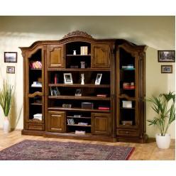 Книжный шкаф в библиотеку Кристина (CRISTINA)